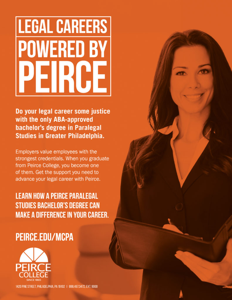 Peirce Legal Careers Ad-MCPA